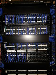 Network cabling Network Infrastructure, Server Room, Network Cable, Seo Marketing, Tech, Colour, Structured Cabling, Technology, Tecnologia