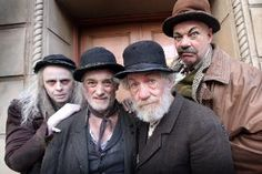 Sir Ian McKellen is mistaken for a tramp on a Melbourne bench between Waiting for Godot rehearsals | Herald Sun