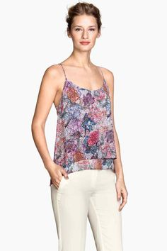 X Double-layer top | H&M