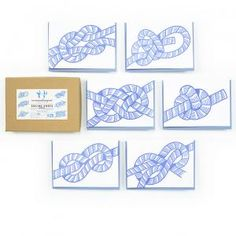 sailing knots boxed notes by enormous champion
