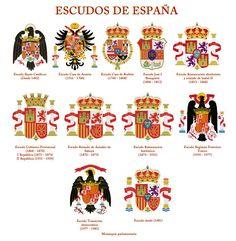 (16) Twitter Spain History, History Timeline, Fun Comics, Dark Fashion, Coat Of Arms, Herb, Spanish, Empire, Illustration Art