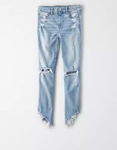 Best Jeans, Mom Jeans, Jeans Boyfriend, Jeans Pants, Blue And White Jeans, High Waist Jeggings, Painted Jeans, Soft Pants, Curvy Jeans