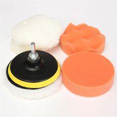 $7.62 (Buy here: https://alitems.com/g/1e8d114494ebda23ff8b16525dc3e8/?i=5&ulp=https%3A%2F%2Fwww.aliexpress.com%2Fitem%2F6pcs-4-inch-Buffing-Pad-Auto-Car-Polishing-sponge-Wheel-Kit-With-M10-Drill-Adapter-Buffer%2F32667624428.html ) 6pcs 4 inch Buffing Pad Auto Car Polishing sponge Wheel Kit With M10 Drill Adapter Buffer High Gross Wool Plishing for just $7.62
