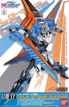(NG) LG-GAT-X105 Gale Strike Gundam