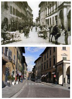 """Figline - Corso Matteotti """"Via Maestra"""""""