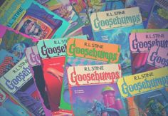 """He picked up the book labelled,'Goosebumps.' Oswald put his hand on Max's shoulder,""""What is it, Max?"""" """"I use to read these to my sister. She loved them,"""" Max spoke in dreamly mode."""