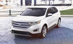Ford Edge 2015 ▓ replaced Brad