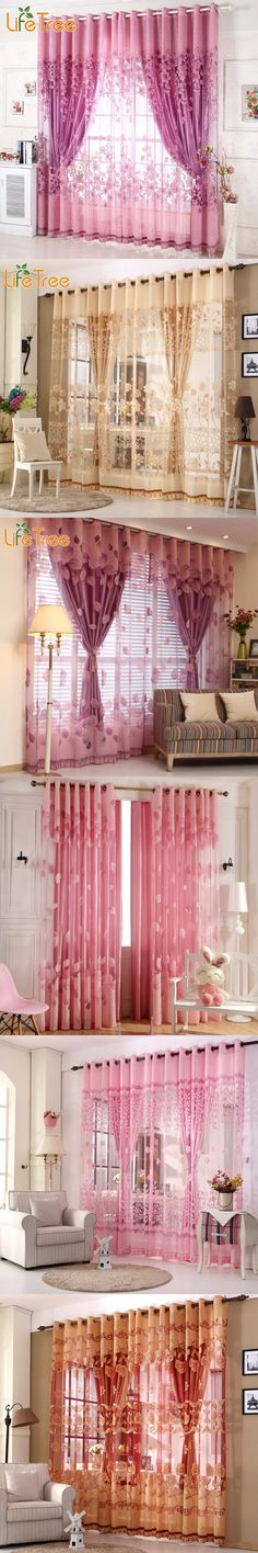 Декор | Window, Curtain ideas and Fold bed sheets