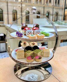 Fullerton Hotel, Tea Lounge, High Tea, Afternoon Tea, Table Decorations, Tea, Tea Time, Dinner Table Decorations