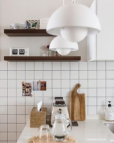 Instagram Widget, Cozy House, Kitchen Interior, Home Decor Inspiration, Floating Shelves, New Homes, Sweet Home, House Design, Mood