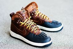 Nike Air Force One Duck Boot | mrbevicious's Blog