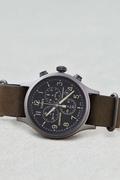 Timex Expedition Chronograph Watch
