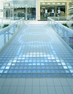 Block Paving, Glass Floor, Glass Blocks, Aesthetic Vintage, Google Images, Flooring, Street, Gallery, Outdoor Decor