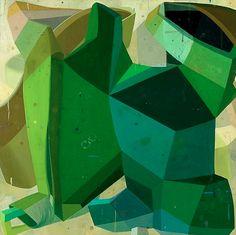 Deborah Zlotsky Unknown unknown, Oil on canvas, 36 X 36 inches (courtesy Kathryn Markel Fine Arts) Abstract Drawings, Abstract Art, Abstract Paintings, Abstract Shapes, Abstract Landscape, Art Paintings, Collages, Graffiti, Street Art