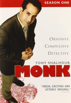 Monk: Season 1 UNIVERSAL…