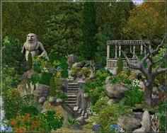 Peťka Sims 3: Skalky Tipy / Rock-garden Tips