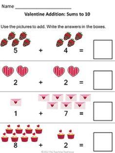 math worksheet : spring addition  subtraction within 10  subtraction worksheets  : Adding And Subtracting 10 Worksheet