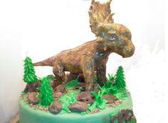 Cake dinosauro