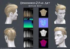 ArtStation - Howler Bust - Breakdowns, Vincent Ménier