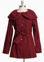 ainsley collared coat...so cute.