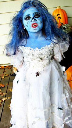 Hollan halloween! Corpse Bride