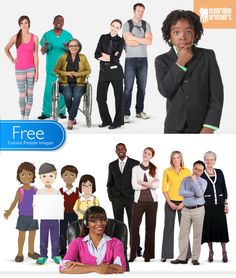 16 Free eLearning Cutout People Images Get your 16 Free eLearning Cutout People Images here. We have new eLearning images of Children, Medical, Patient, Disability, Server, etc. Click here! http://elearningbrothers.com/16-free-elearning-cutout-people-images/ #elearning #CutoutPeople #eLearningImages #StockPhotos #stockphotosforfree