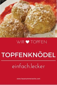 Recipies, Clean Eating, Food And Drink, Cooking Recipes, Sweets, Dishes, Breakfast, Desserts, German Recipes