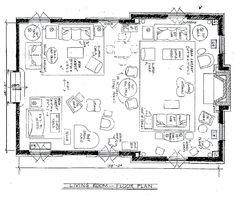 Living Room Floor Plans Dimensions