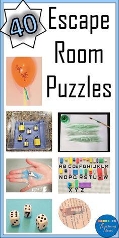 Escape Room Diy, Escape Room For Kids, Escape Room Puzzles, Kids Room, Indoor Activities, Activities For Kids, Art Games For Kids, Learning Activities, Teaching Ideas
