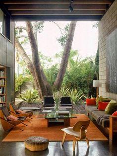 Indoor/ outdoor. Aspirations.