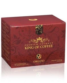 experience the king of all cafe experience! www.gboy1.organogold.com