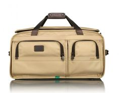 bolsa masculina TUMI ALPHA MEDIUM DUFFLE FOR COOL HUNTING – ON SAFARI