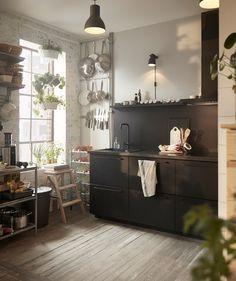 IKEA Deutschland | Korpusse, Schubladen, Türen Und Inneneinrichtung Lassen  Sich Bei IKEA METOD Perfekt