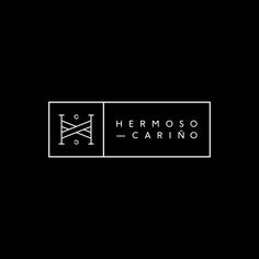 Brand identity for Mexican designer gift shop Hermoso Cariño by La Tortilleria, Mexico.