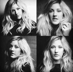Ellie Goulding, ugh, I love her so very much