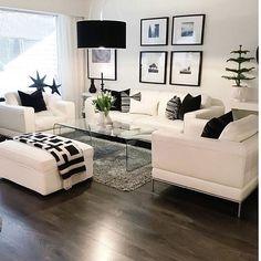 Lovely living room inspiration❤️ Photo by @mrslilli
