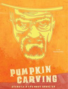 FREE Halloween Pumpkin Carving Templates!