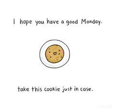 Buenos dias! Comenzamos el lunes con una sonrisa ;)