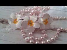 Nail polish flowers - YouTube Nail Polish Flowers, Nail Polish Crafts, Nail Polish Hacks, Flower Nails, Wire Flowers, Craft Tutorials, Craft Ideas, Wire Art, Flower Tutorial