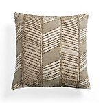 Amara Chevron Square Pillow