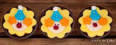 Mini cupcakes- circo