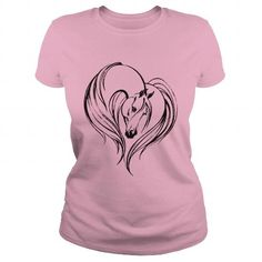 your family and friend:  LOVE HORSES Tee Shirts T-Shirts