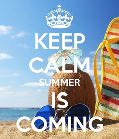 It's almost time to break out the sunglasses and flip flops! #KeepCalm #Summer #IceCarats