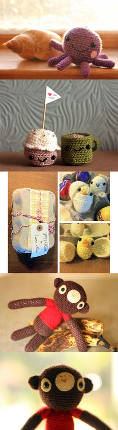 Amigurumi World Seriously Cute Crochet : 1000+ images about Crochet on Pinterest Crochet cactus ...