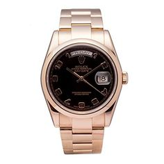 Men's Certified Pre-Owned Watches - Rolex DayDate automaticselfwind mens Watch 118205 Certified Preowned ** Learn more by visiting the image link. (This is an Amazon affiliate link)