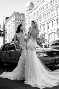 gorgeous backless pnina tornai from 2014 collection