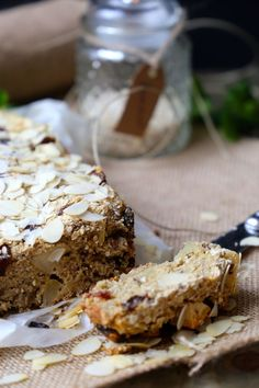 Healthy Snacks, Healthy Recipes, Cooking Bread, Sports Food, No Bake Cookies, Clean Recipes, Food For Thought, Granola, Good Food