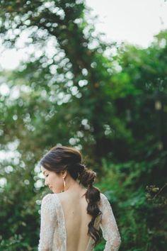 HARMONIOUS | ARCH DAYSボーホーウェディング 秋ウェディング 鎌倉ウェディング / WEDDING | ARCH DAYS Bridal Makeup, Bridal Hair, Hear Style, Hair Arrange, Hair Setting, Celtic Wedding, Bride Hairstyles, Bridal Portraits, Bridal Accessories