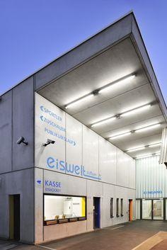 Gallery of New Ice Skating Hall / Herrmann + Bosch Architekten - 2