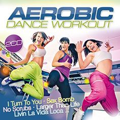 Various Artist - Aerobic Dance Workout, Orange